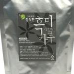 더 연두 정직한 검은쌀가루 흑미가루 300g[1개]