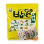 대상 청정원 맛있는밥엔 야채 24g[1개]