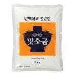 대상 미원 맛소금 5kg[1개]