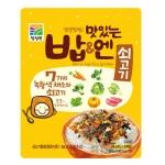 대상 청정원 맛있는밥엔 쇠고기 24g[1개]