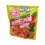 오뚜기 바몬드 카레 매운맛 골드 100g[1개]