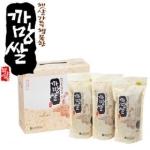 햇살영농조합 햇살영농 햇살가득 까망쌀 현미 2호[800g,3개]
