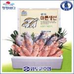 완도군수협 청정바다 마른생선 선물세트 2호