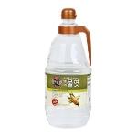 CJ제일제당 백설 물엿 2.45kg[1개]