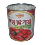 우림식품 딸기잼 3kg[1개]