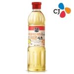 CJ제일제당 백설 지중해산 레몬으로 만든 레몬식초 900ml[1개]