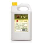 CJ제일제당 백설 맥아 물엿 5kg[1개]