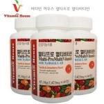 비타민하우스 멀티프로 멀티비타민 60정[3개]