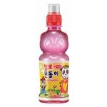 해태음료 헬로 팬돌이 솜사탕맛 280ml[24개]
