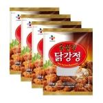 CJ제일제당 숯불 닭강정 200g[4개]