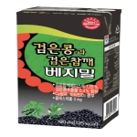 베지밀 검은콩과 검은참깨 190ml[96팩]