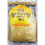 샘표식품 샘표 양조간장 501 6ml[198개]