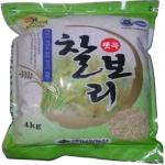 남양농산 햇사레 찰보리[4kg]
