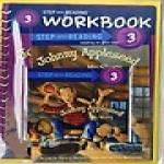 RandomHouseTrade Step into Reading 3 : Johnny Appleseed - My Story (Book+CD+Workbook)