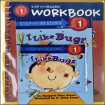 RandomHouseTrade Step into Reading 1 : I Like Bugs (Book+CD+Workbook)