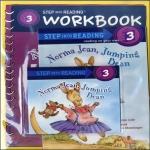 RandomHouseTrade Step into Reading 3 : Norma Jean, Jumping Bean (Book+CD+Workbook)