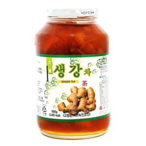 대동식품 생강차 1kg[1개]