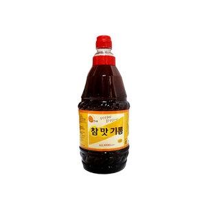 이지식품 찬여울 참맛기름 1.8L[8개]