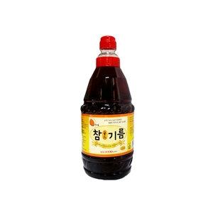 이지식품 찬여울 참골드기름 1.8L[1개]
