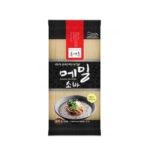 봉평농원 봉평촌 메밀소바 600g[1개]