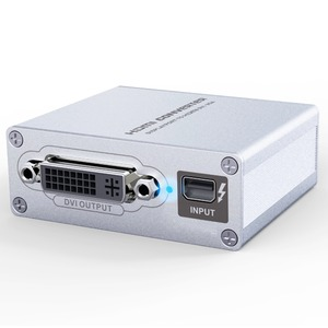 DVRCNC Mini displayport to HDMI/DVI/VGA(DS-178)