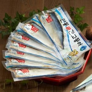 안동간고등어종합식품 이동삼 순살 안동간고등어 80g[12팩]