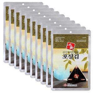 삼해상사 삼각김밥김(조미) 50매[10개]