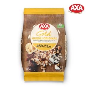 AXA 골드 뮤즐리 오리지널 750g[1개]