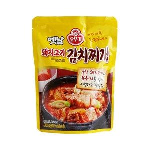 오뚜기 옛날 돼지고기 김치찌개 480g[10개]