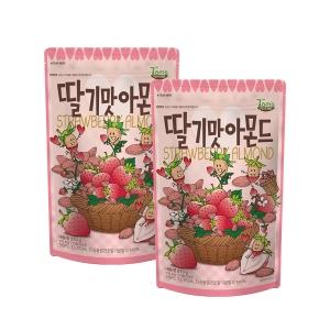 길림양행 딸기맛 아몬드 210g[2개]