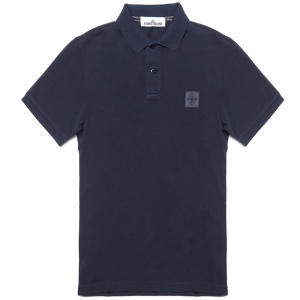 스톤아일랜드 남성 PK 반팔 슬림핏 티셔츠_621522S67 V0020