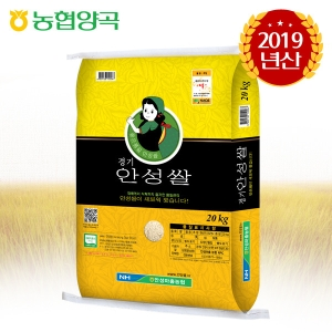 안성마춤농협 2019 경기 안성쌀[20kg]