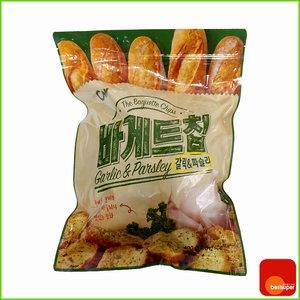 청우식품 바게트칩 갈릭앤파슬리 400g[6개]