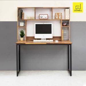 코아씨앤아이 코스트웰 이그니스 책상+상단장세트[120x60cm]
