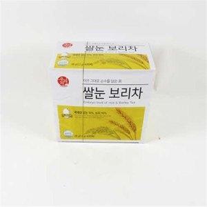송원식품 쌀눈 보리차 40티백[16개]