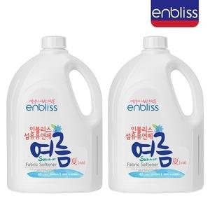 컨센서스 인블리스 여름 섬유유연제 2.5L[2개]