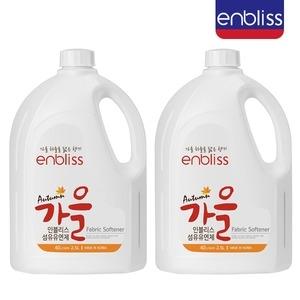 컨센서스 인블리스 가을 섬유유연제 2.5L[2개]
