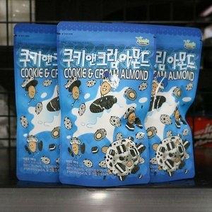 길림양행 쿠키앤크림 아몬드 190g[4개]