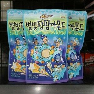 길림양행 별빛팡팡 아몬드 190g[4개]