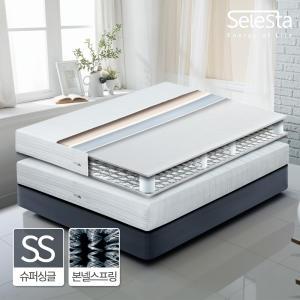 셀레스타 10T 단면 CL라텍스 본넬 매트리스[슈퍼싱글(SS)]