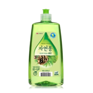 LG생활건강 자연퐁 솔잎 주방세제 500g[1개]
