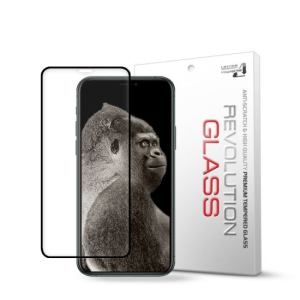 ProtectM 레볼루션글라스 2.5D 풀커버 강화유리 (2매)[아이폰11 프로 맥스]