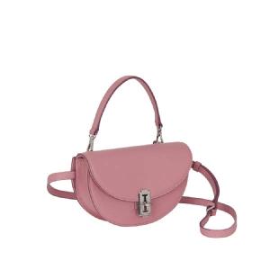 분크 오캄 라운드 패니백 Rose Pink_VQA9-1CO602-PIXX