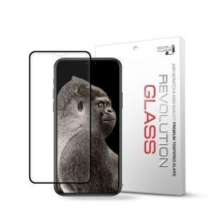 ProtectM 레볼루션글라스 2.5D 풀커버 강화유리 (2매)[아이폰11]