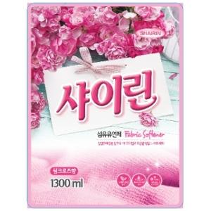 성진켐 섬유유연제 리필 1.3L[1개]