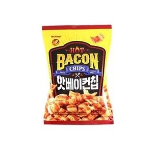 청우식품 이마트 노브랜드 핫베이컨칩 153g[3개]