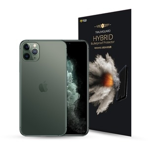 TGD 트라움가드 하이브리드 방탄보호필름 (2매)[아이폰11 프로]