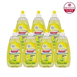 도몰 레몬 믹스 주방세제 500ml[7개]