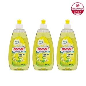 도몰 레몬 믹스 주방세제 500ml[3개]