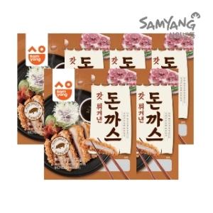 삼양냉동 갓 튀겨낸 돈까스 120g[5개]